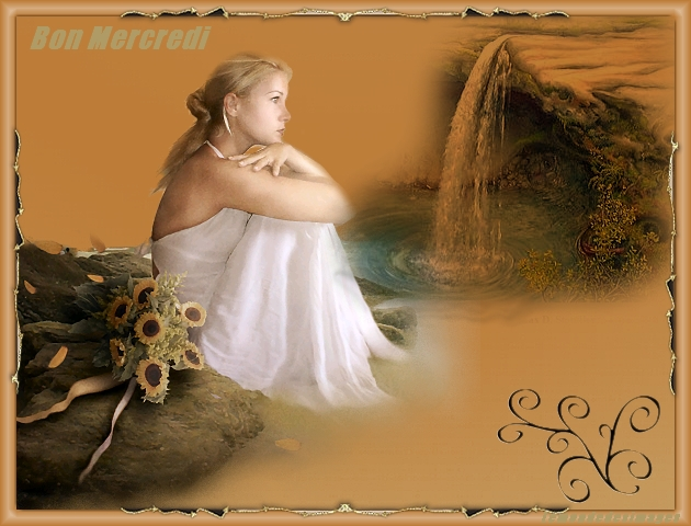 bon-mercredi-belle-image-femme-flora