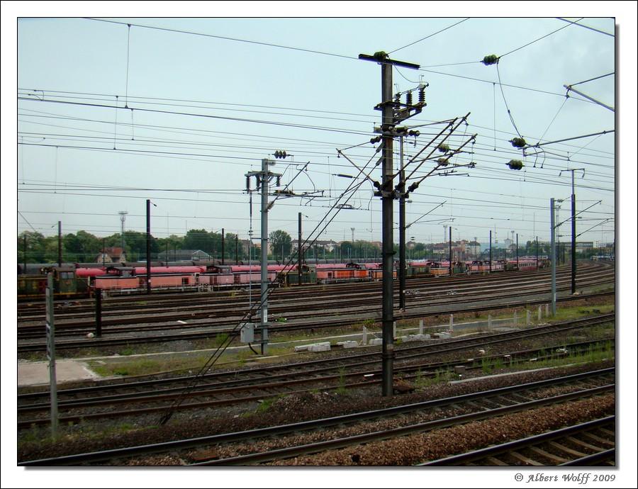 Metz-Sablon, vu de l'extérieur Mz20080524-052-116d70e