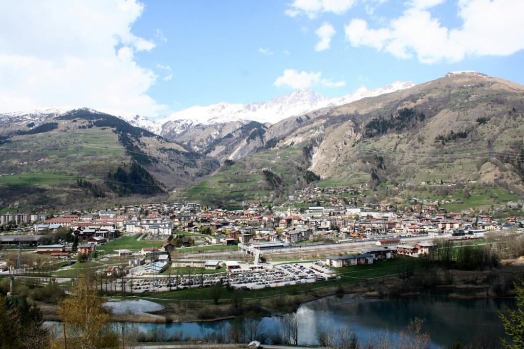 Customrider 250 km entre tarentaise et maurienne dept 73 - Bourg saint maurice office du tourisme ...