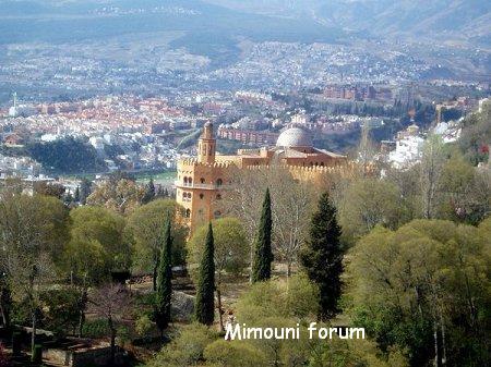 amazigh - Naissance et mort du Royaume Amazigh - Page 2 Granada-mimouni-forum2-1314d3a
