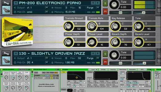 Puremagnetik PM-200 Electronic Piano for KONTAKT