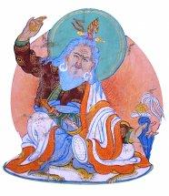 Maîtres éveillés, les yogis dans Unité Dharma dudjom-lingpa-15ccc84
