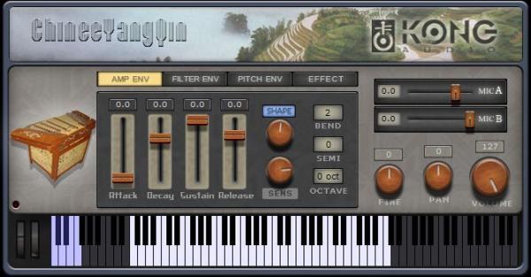 Kong Audio ChineeYangQin VSTi 1.0.2 ASSiGN, windows vsti kong audio vsti plugins, VSTi, Kong Audio, ASSiGN