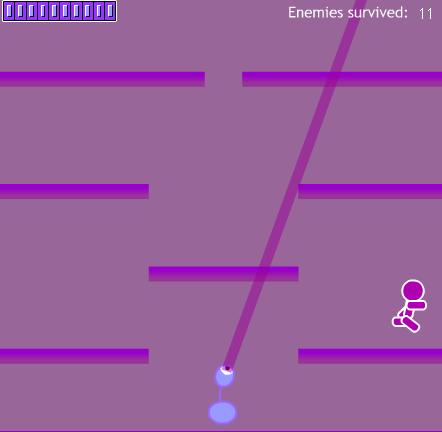 Flash-y Purplenum-721b7b