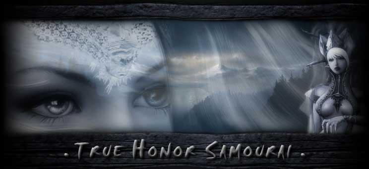 The True Honor Samourai Index du Forum