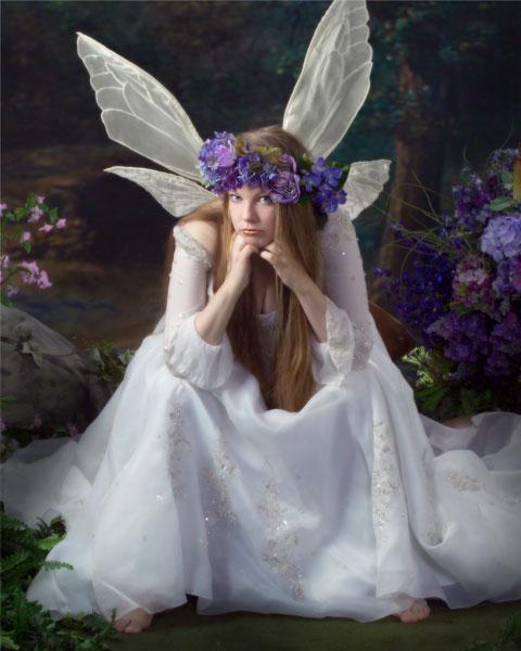 belle-fee-blanche-fleur-flora