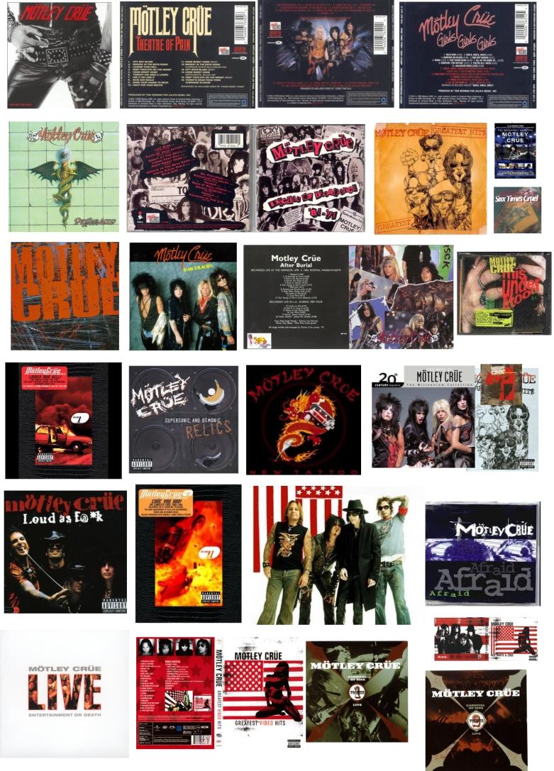 Metal Crüe - Wikipedia