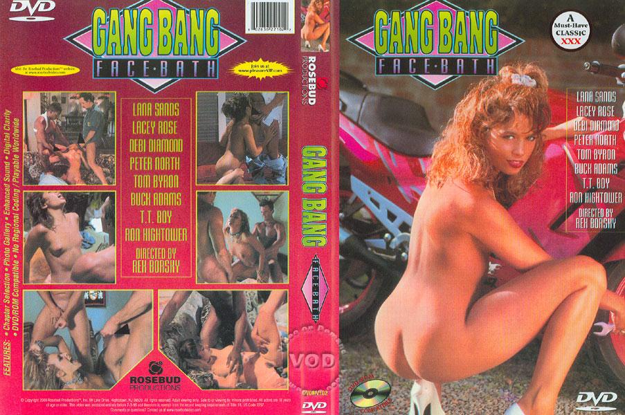 Gang bang face bath
