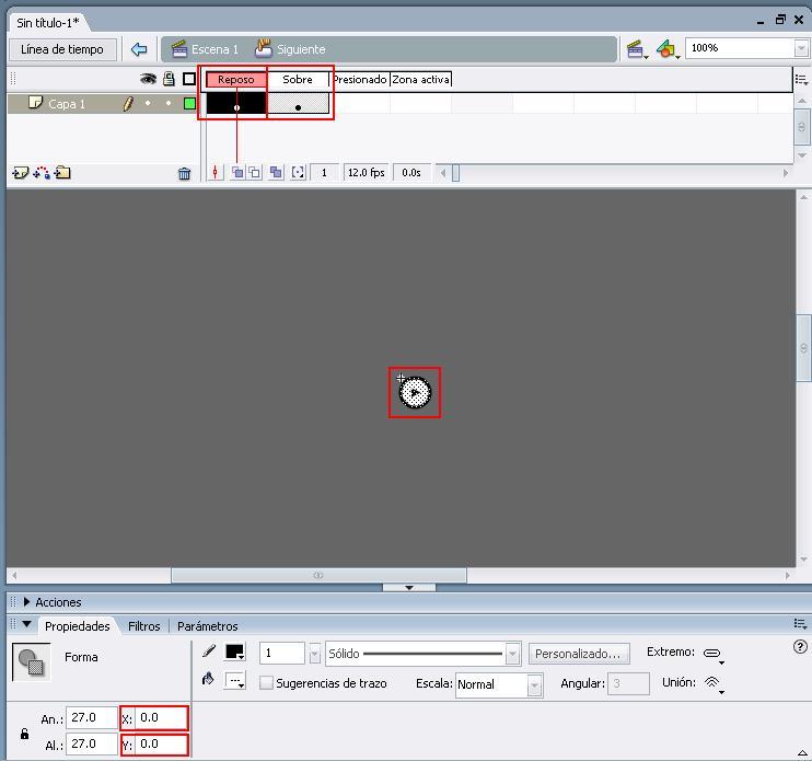 Crear una galeria en flash flash 8 - Cerrar galeria ...