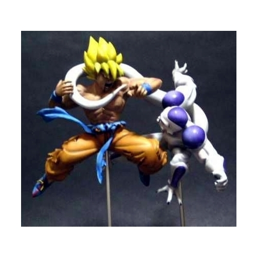 DBZ statue pvc, résine, diorama et kit... Diaporama-2008-go...-freezer-1615fcf
