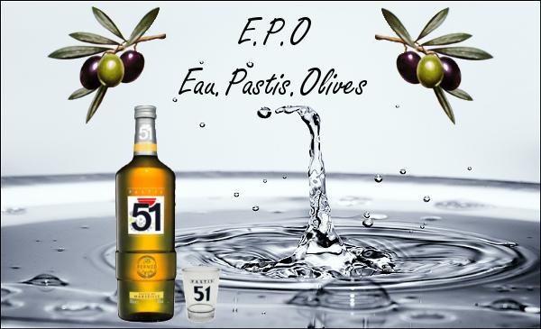 Eau Pastis Olives Index du Forum