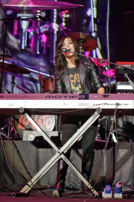 15 Juin 2009 :: Wembley Arena of London :: JB's 1st Part Demi33-10be97b