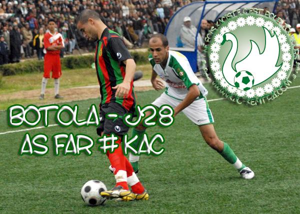 28ème journée - AS FAR VS KAC le vendredi 30 Avril 2010. Far-kac-1b86f10